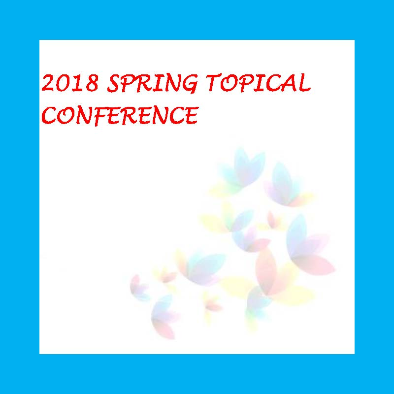 Spring Topical Conference on Petrophysical Data-Driven Analy